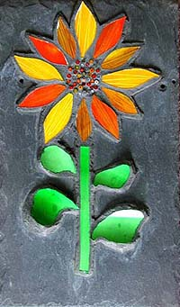 Mosaic Slates for beginners